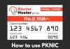 PKNIC Card