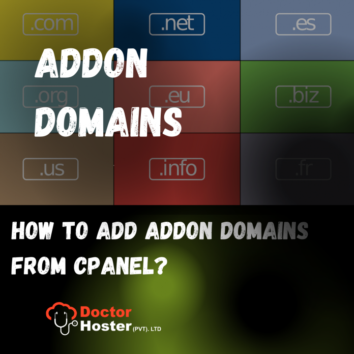 How to Add Addon Domains in cPanel