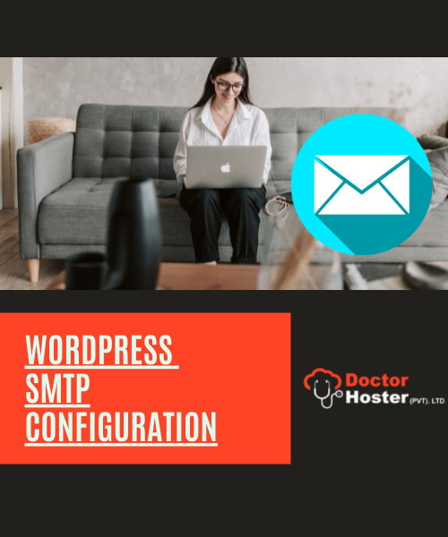 SMTP mail server configuration in wordpress